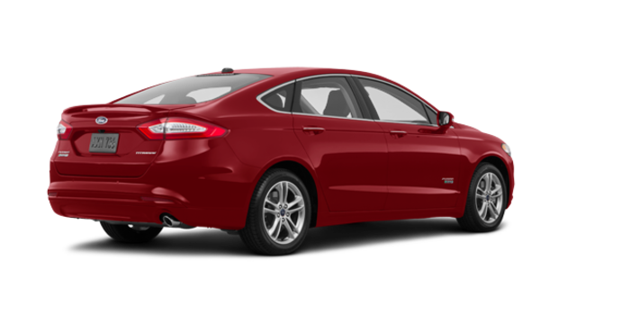 2016 Ford Fusion Energi TITANIUM | Photo 5 | Ruby Red