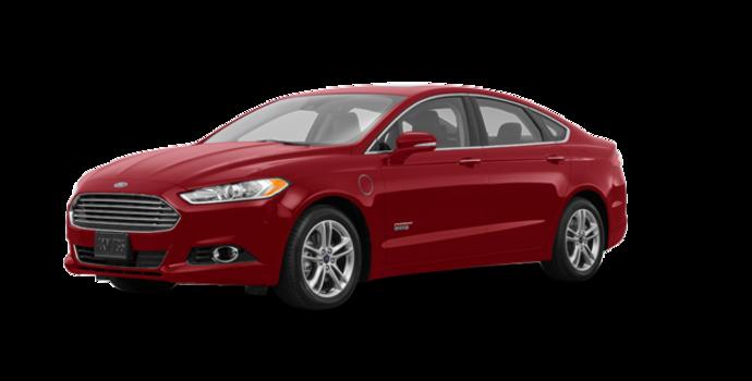 2016 Ford Fusion Energi TITANIUM | Photo 6 | Ruby Red