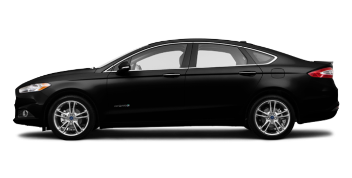 2016 Ford Fusion Hybrid TITANIUM | Photo 4 | Shadow Black