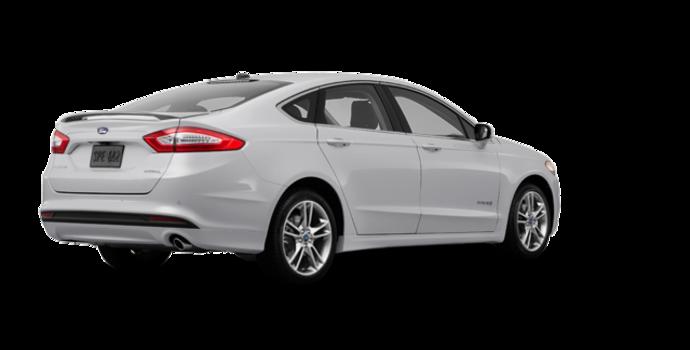 2016 Ford Fusion Hybrid TITANIUM | Photo 5 | Ingot Silver