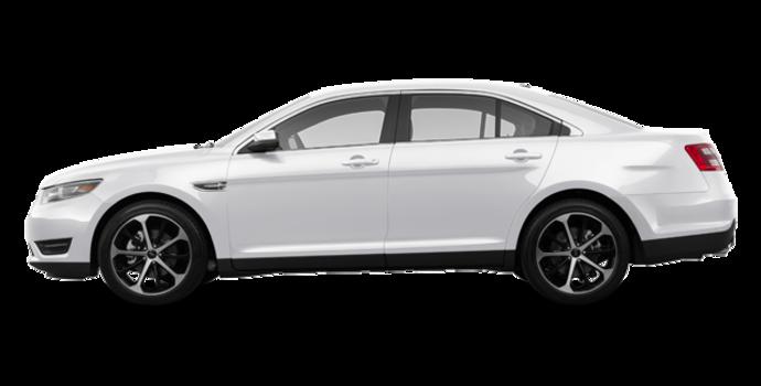2016 Ford Taurus SEL | Photo 4 | White Platinum