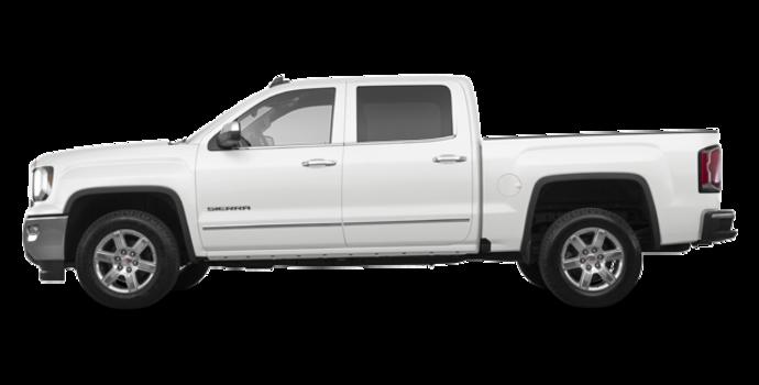 2016 GMC Sierra 1500 SLT | Photo 4 | White Frost