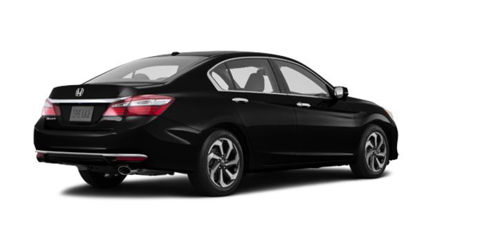 2016 Honda Accord Sedan EX-L   Photo 5   Crystal Black Pearl