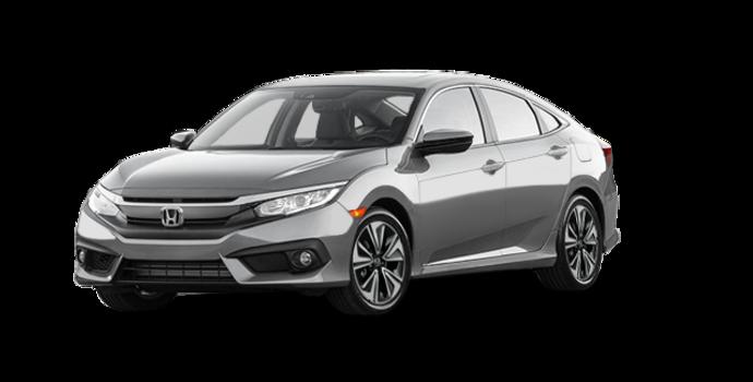 2016 Honda Civic Sedan EX-T | Photo 6 | Lunar Silver Metallic