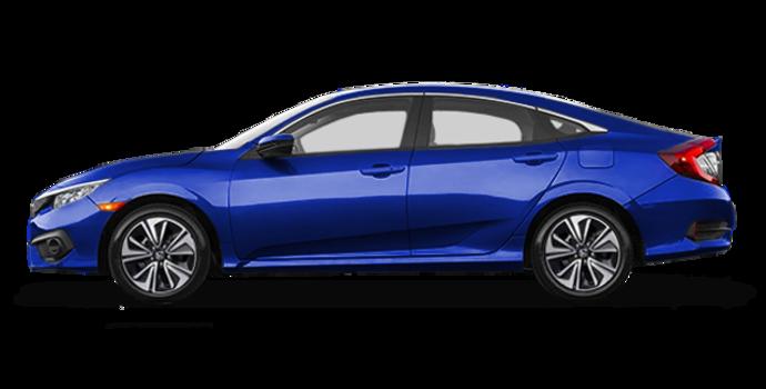 2016 Honda Civic Sedan EX-T | Photo 4 | Aegean Blue Metallic
