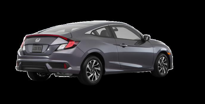 2016 Honda Civic Coupe LX | Photo 5 | Modern Steel Metallic
