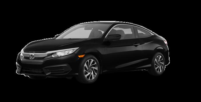 2016 Honda Civic Coupe LX | Photo 6 | Crystal Black Pearl
