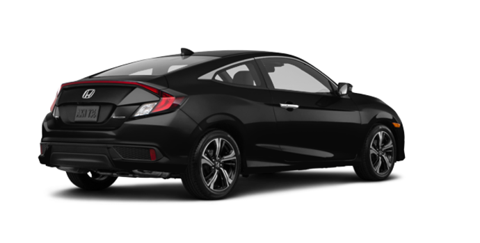 2016 Honda Civic Coupe TOURING | Photo 5 | Crystal Black Pearl