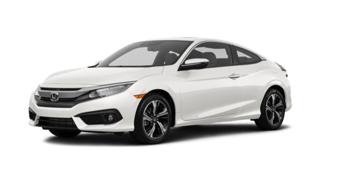 2016 Honda Civic Coupe TOURING | Photo 6 | White Orchid Pearl