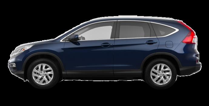 2016 Honda CR-V EX-L | Photo 4 | Obsidian Blue Pearl