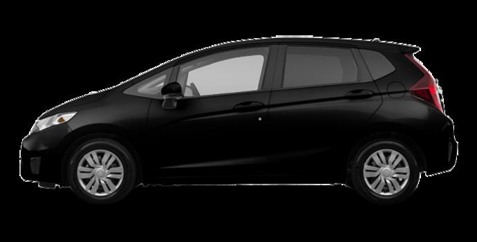 2016 Honda Fit LX | Photo 4 | Crystal Black Pearl