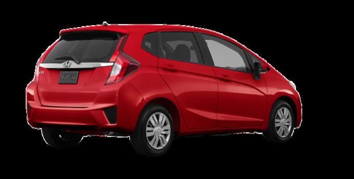 2016 Honda Fit LX | Photo 5 | Milano red