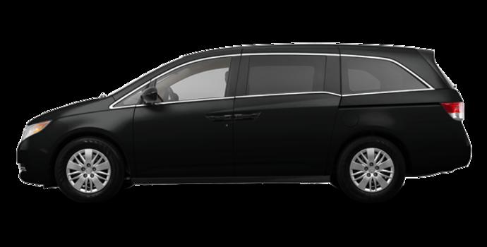 2016 Honda Odyssey LX | Photo 4 | Crystal Black Pearl