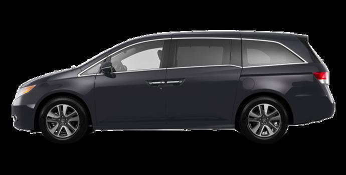 2016 Honda Odyssey TOURING | Photo 4 | Modern Steel Metallic