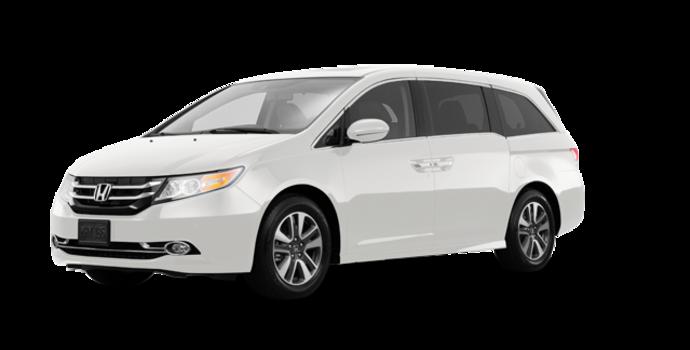 2016 Honda Odyssey TOURING | Photo 6 | White Diamond Pearl