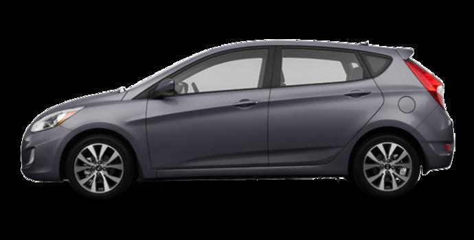 2016 Hyundai Accent 5 Doors SE | Photo 4 | Triathlon Grey