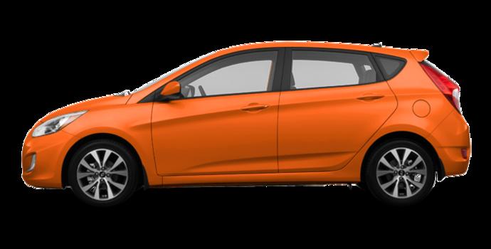 2016 Hyundai Accent 5 Doors SE | Photo 4 | Vitamin C