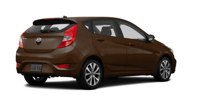 2016 Hyundai Accent 5 Doors SE | Photo 5 | Coffee Bean