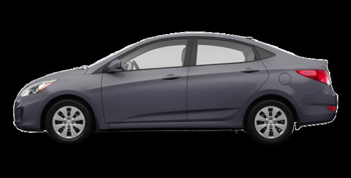 2016 Hyundai Accent Sedan GL | Photo 4 | Triathlon Grey