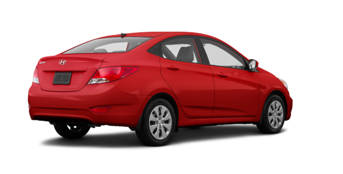 2016 Hyundai Accent Sedan GL | Photo 5 | Boston Red