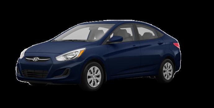 2016 Hyundai Accent Sedan GL | Photo 6 | Pacific Blue