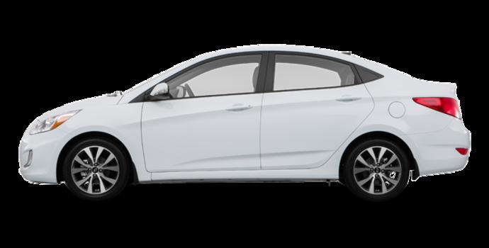 2016 Hyundai Accent Sedan GLS | Photo 4 | Century White