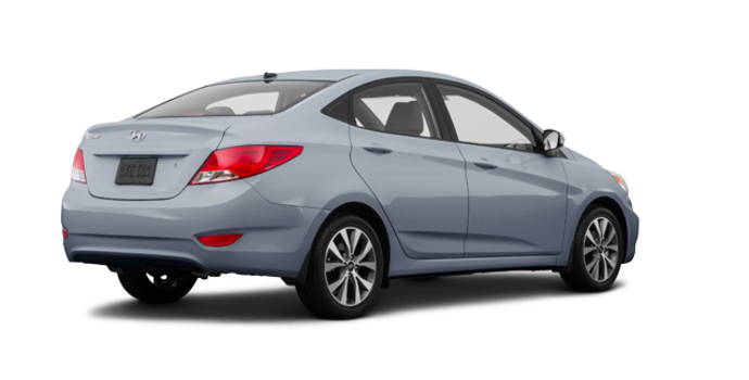 2016 Hyundai Accent Sedan GLS | Photo 5 | Ironman Silver
