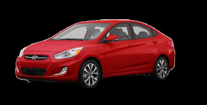 2016 Hyundai Accent Sedan GLS | Photo 6 | Boston Red