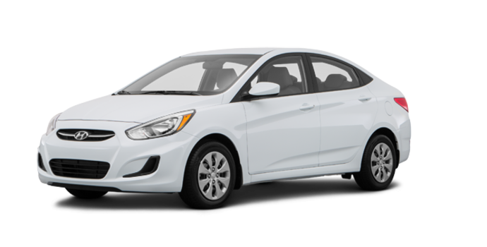 2016 Hyundai Accent Sedan LE | Photo 6 | Century White