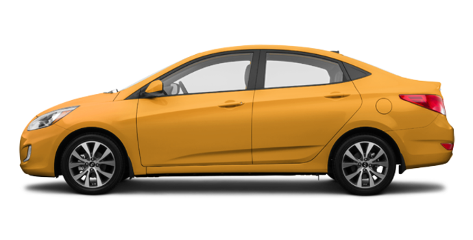 2016 Hyundai Accent Sedan SE | Photo 4 | Sunflower Yellow