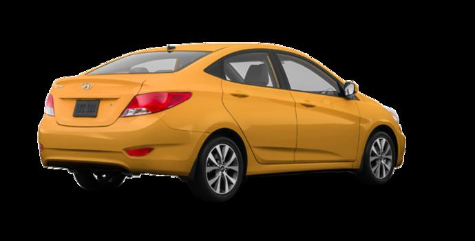 2016 Hyundai Accent Sedan SE | Photo 5 | Sunflower Yellow