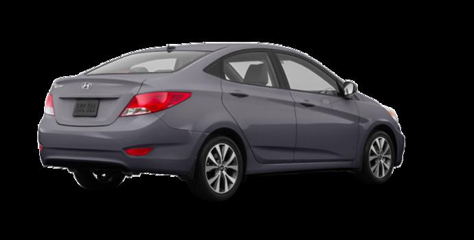 2016 Hyundai Accent Sedan SE | Photo 5 | Triathlon Grey