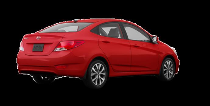 2016 Hyundai Accent Sedan SE | Photo 5 | Boston Red