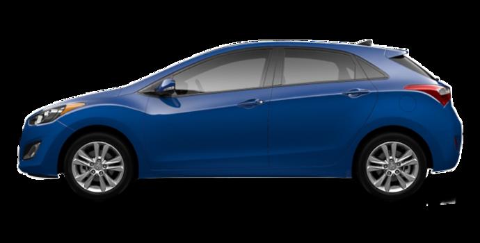 2016 Hyundai Elantra GT GLS | Photo 4 | Windy Sea Blue