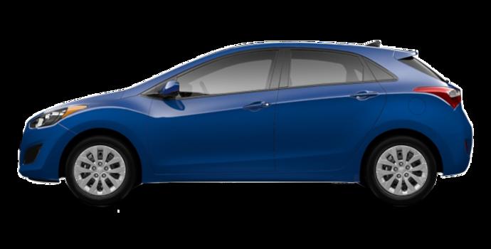 2016 Hyundai Elantra GT L | Photo 4 | Windy Sea Blue