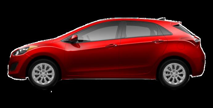 2016 Hyundai Elantra GT L | Photo 4 | Geranium Red