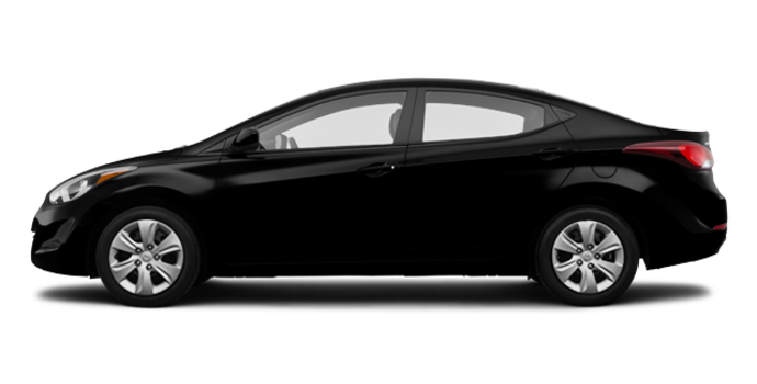 2016 Hyundai Elantra L | Photo 4 | Black Pearl