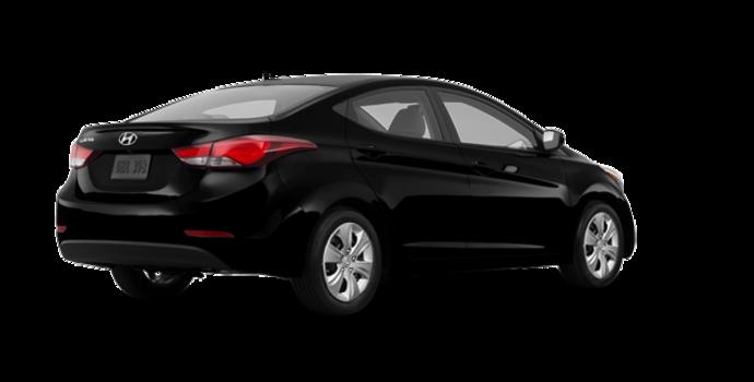 2016 Hyundai Elantra L | Photo 5 | Black Pearl