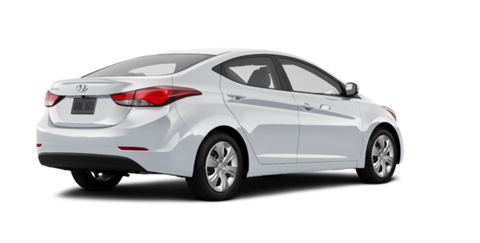 2016 Hyundai Elantra L | Photo 5 | Ice White