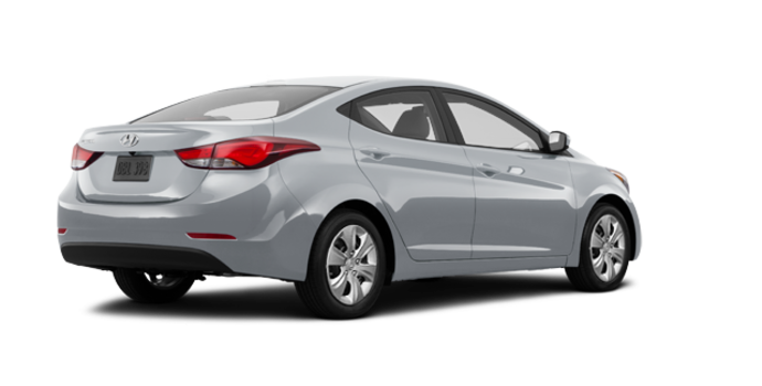 2016 Hyundai Elantra L | Photo 5 | Platinum Silver