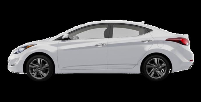 2016 Hyundai Elantra LIMITED | Photo 4 | Monaco White