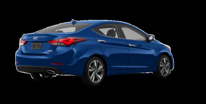 2016 Hyundai Elantra LIMITED | Photo 5 | Windy Sea Blue