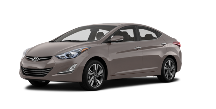 2016 Hyundai Elantra LIMITED | Photo 6 | Sandy Bronze
