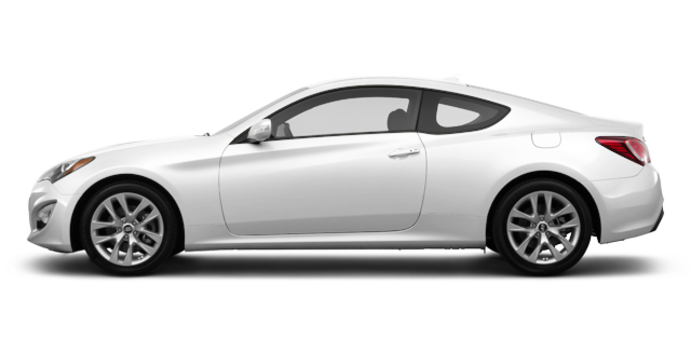 2016 Hyundai Genesis Coupe 3.8 Premium | Photo 4 | Casablanca White