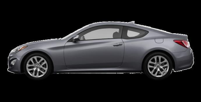 2016 Hyundai Genesis Coupe 3.8 Premium | Photo 4 | Empire State Grey
