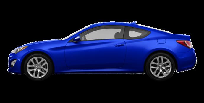 2016 Hyundai Genesis Coupe 3.8 Premium | Photo 4 | Ibiza Blue