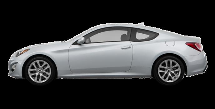 2016 Hyundai Genesis Coupe 3.8 Premium | Photo 4 | Santiago Silver