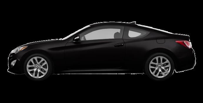 2016 Hyundai Genesis Coupe 3.8 Premium | Photo 4 | Caspian Black