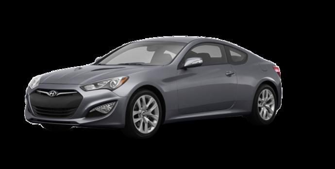 2016 Hyundai Genesis Coupe 3.8 Premium | Photo 6 | Empire State Grey
