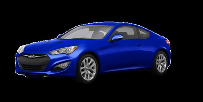 2016 Hyundai Genesis Coupe 3.8 Premium | Photo 6 | Ibiza Blue